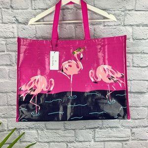 🆕Vera Bradley Market Tote - Flamingo Fiesta